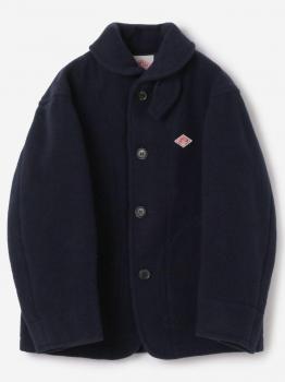 ウールパイル 丸襟ジャケット WOMEN