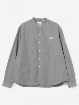 長袖バンドカラーシャツ VSS WOMEN