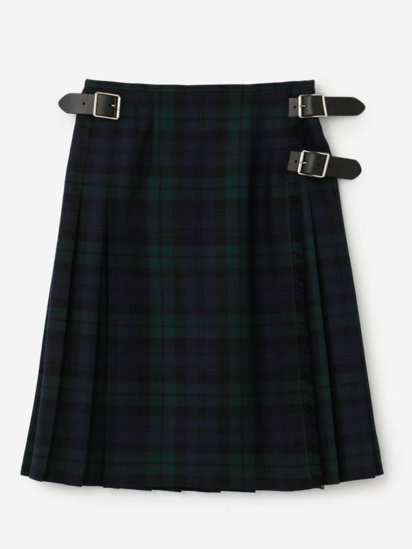 O'NEIL OF DUBLIN(オニール・オブ・ダブリン)キルトスカート WOMEN
