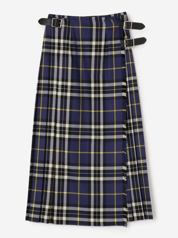 O'NEIL OF DUBLIN(オニール・オブ・ダブリン)ロングキルトスカート WOMEN