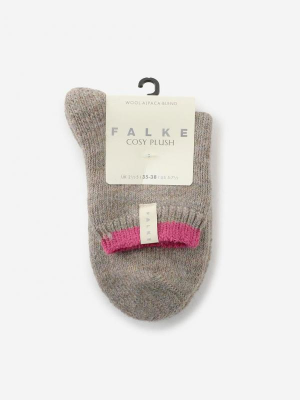 FALKE(ファルケ)46380 COSY PLUSH SHORT SOCKS WOMEN
