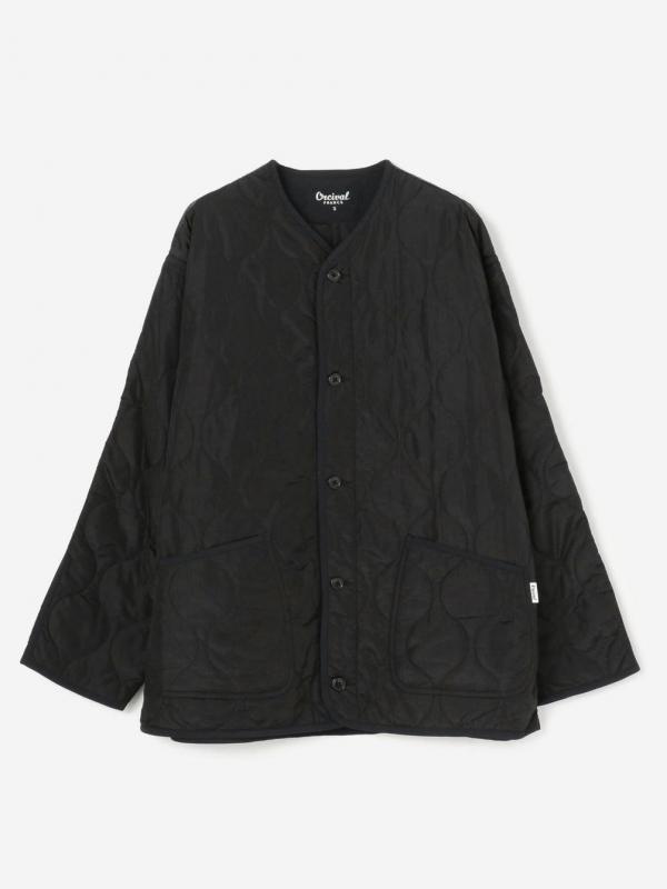 ORCIVAL(オーシバル)キルトカラーレスジャケット MEN
