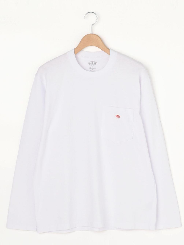 長袖ポケットTシャツ MEN