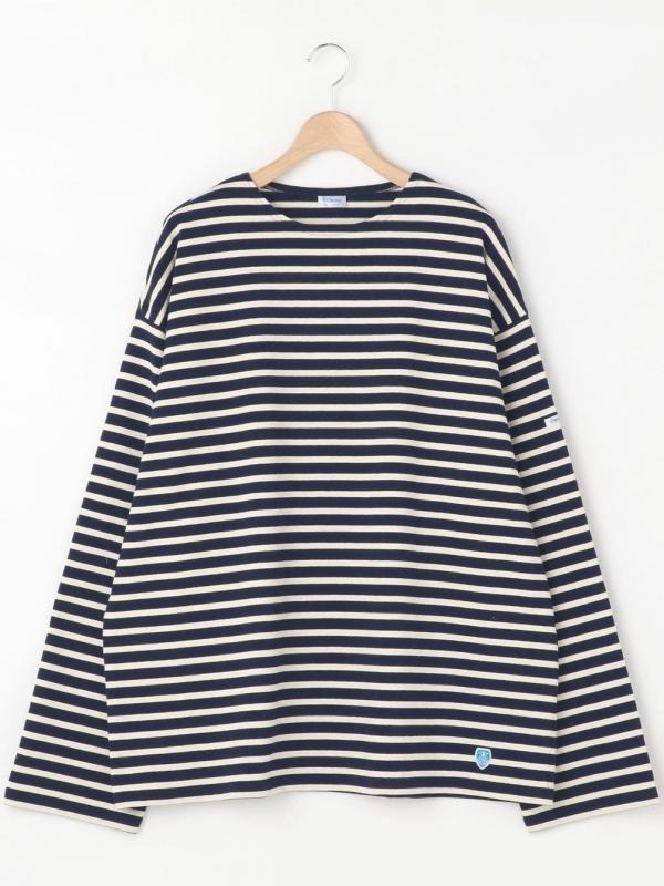 ORCIVAL(オーシバル)コットンロード BIGTシャツ MEN