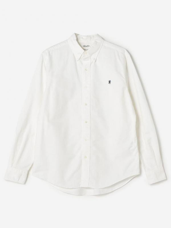 Gymphlex(ジムフレックス)長袖ボタンダウンシャツ YOX MEN