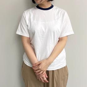 〈別注〉リンガーTシャツ WOMEN