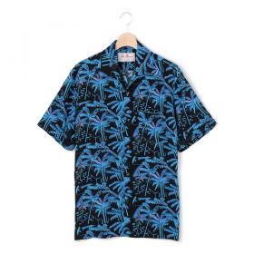 ハワイアンシャツ PALM TREE MEN