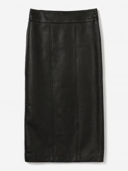 レザーロングスカート WOMEN