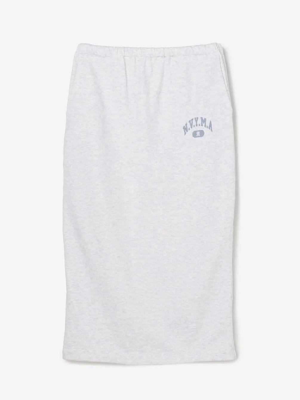 〈別注〉スウェットスカート WOMEN
