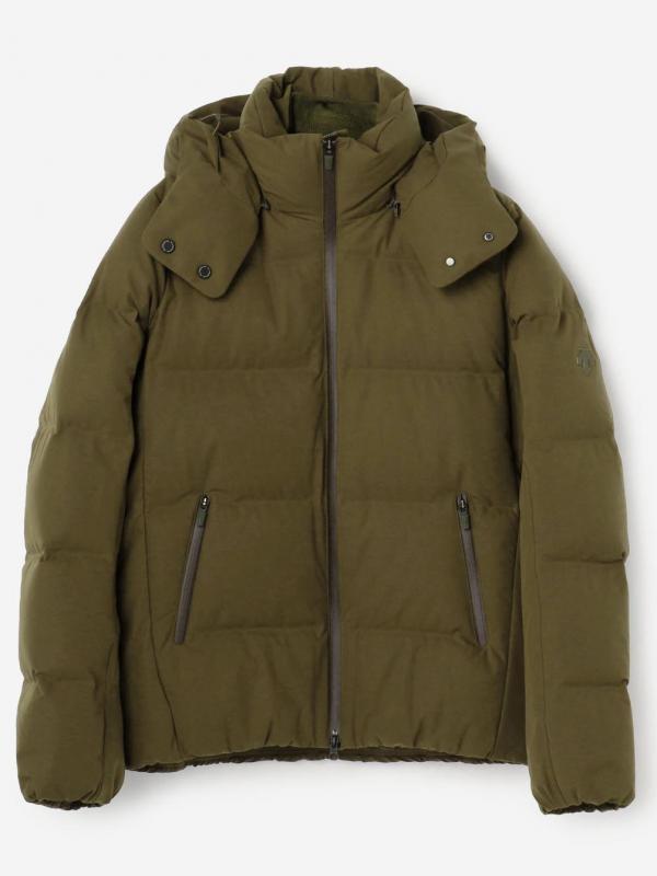 DESCENTE ALLTERRAIN(デサントオルテライン)〈別注〉水沢ダウン ショートジャケット ANCHOR MEN
