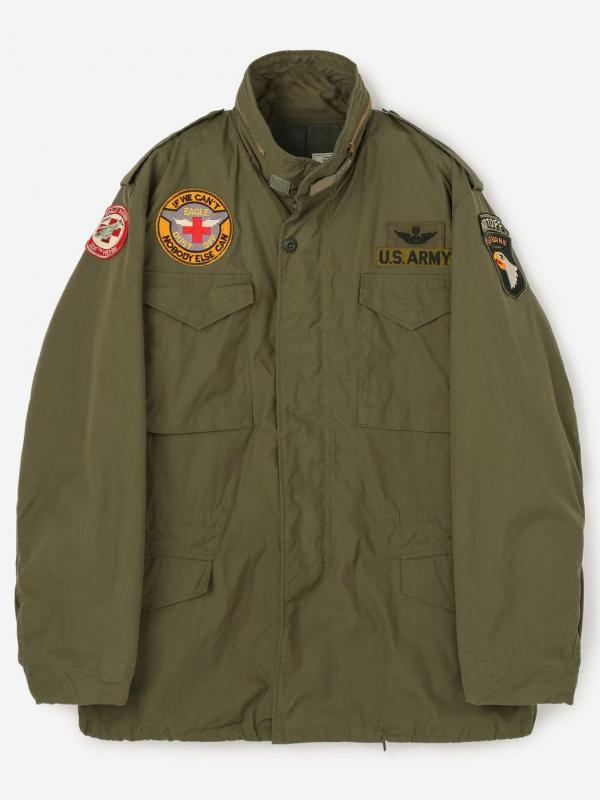 BUZZ RICKSON'S(バズリクソンズ)フィールドジャケット M-65 MEN