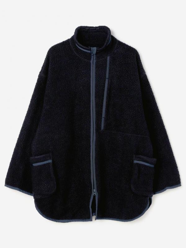 PORTER CLASSIC(ポータークラシック)フリースシャツジャケット MEN