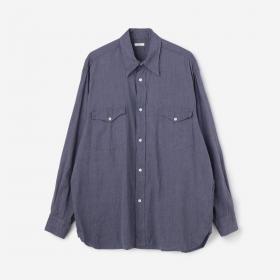 ヨリ杢 ワークシャツ MEN
