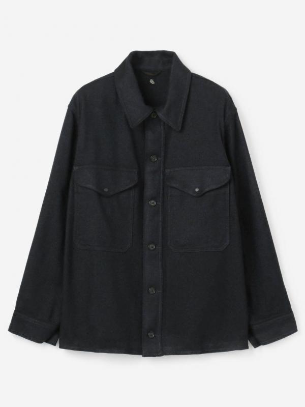 KAPTAIN SUNSHINE(キャプテンサンシャイン)クルーズシャツジャケット MEN
