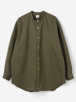 〈別注〉スタンドカラーシャツ MEN