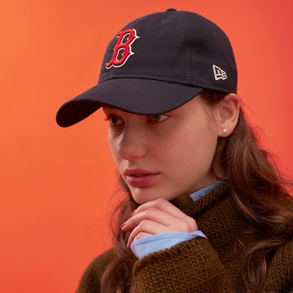 Shinzone EXCLUSIVE NEW ERA CAP Red Sox