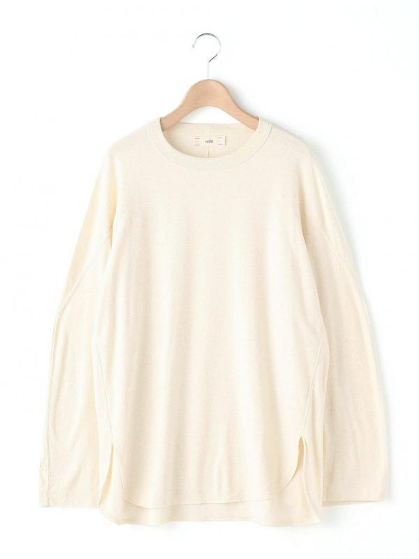 unfil(アンフィル)ローシルクジャージー フットボールTシャツ WOMEN