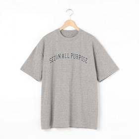 アーチロゴTシャツ MEN