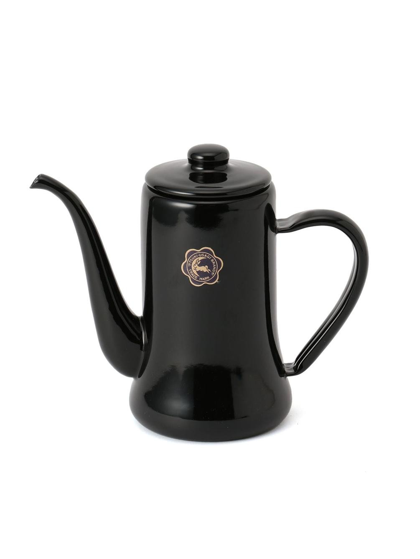JAPANESE COFFEE POT BLACK