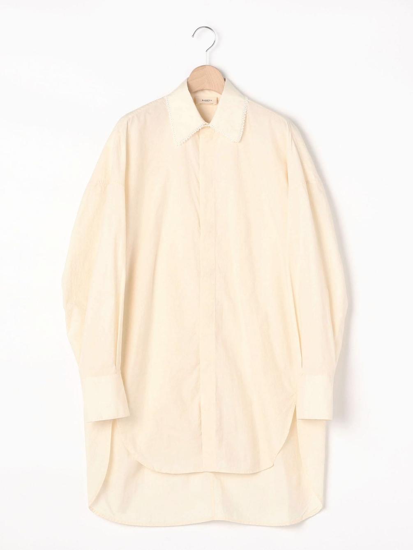 【OUTLET】レースビッグシャツ WOMEN