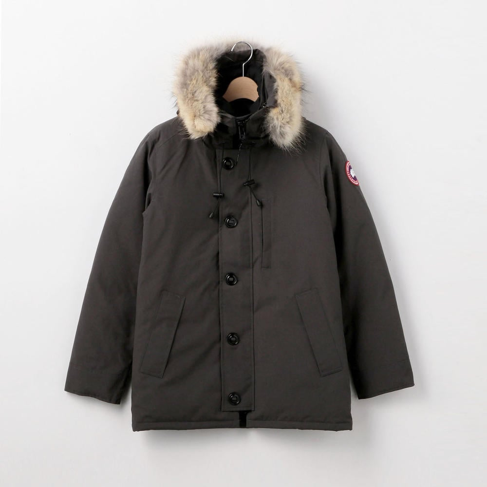 CHATEAU PARKA FF ダウンパーカー MEN