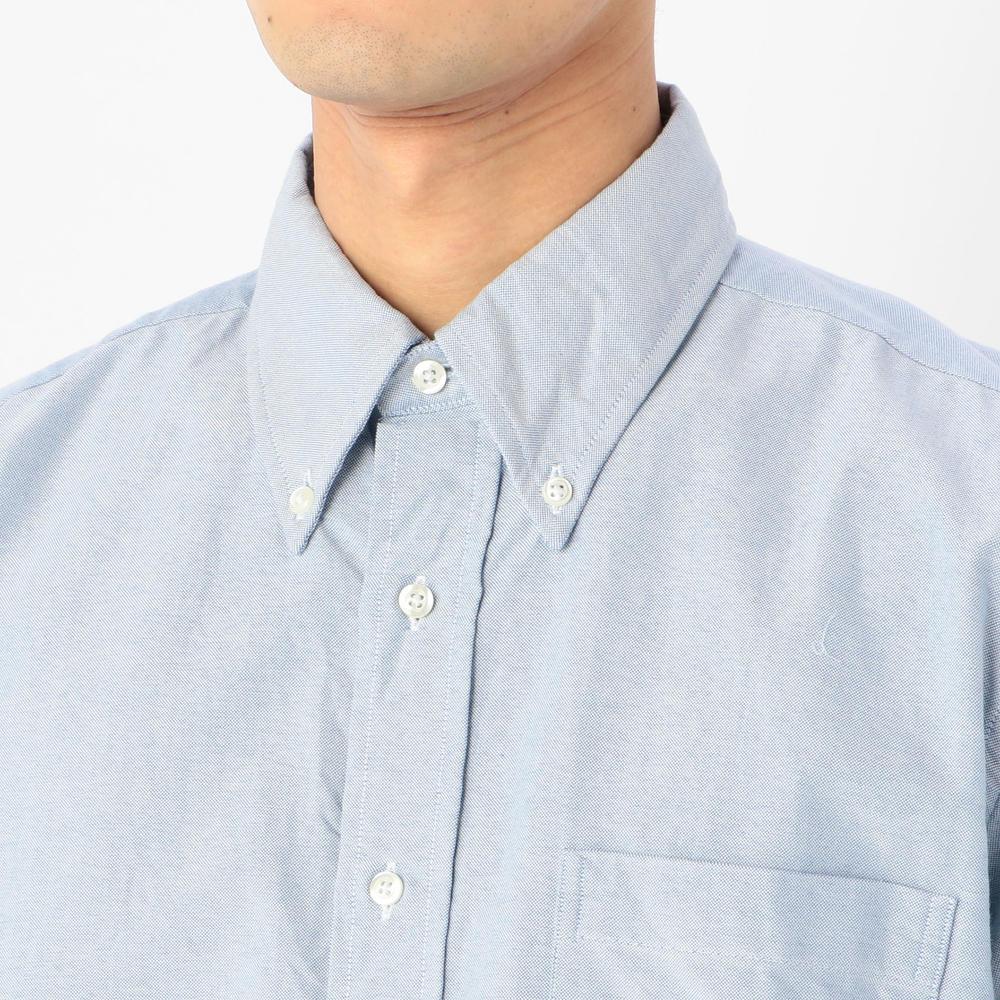 クラシックフィットBDシャツ BLUE MEN