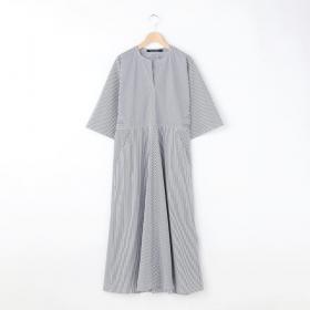 シェイプウエストドレス WOMEN