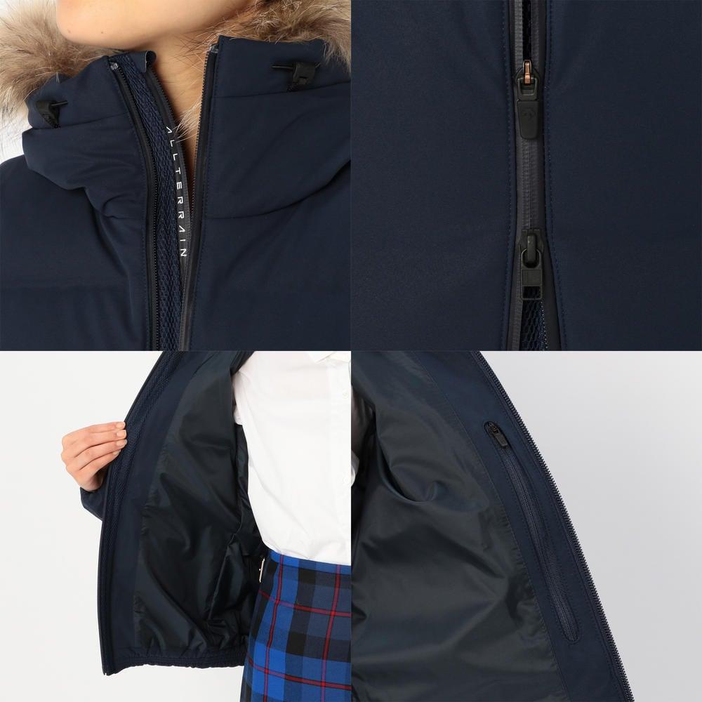 〈別注〉水沢ダウン ショートジャケット WOMEN