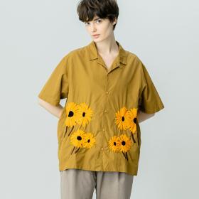 オープンカラーシャツ WOMEN
