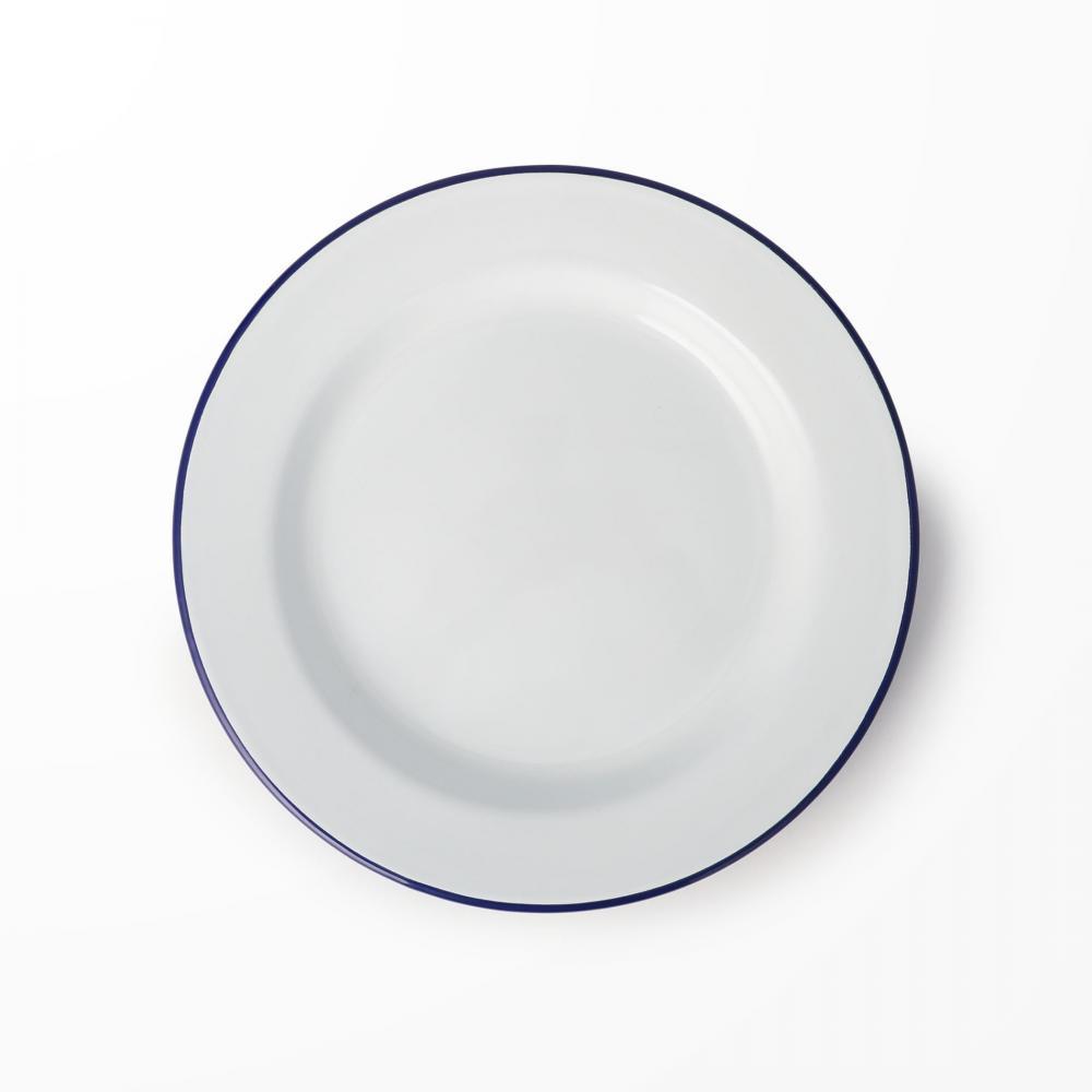 K106 ENAMEL PLATE