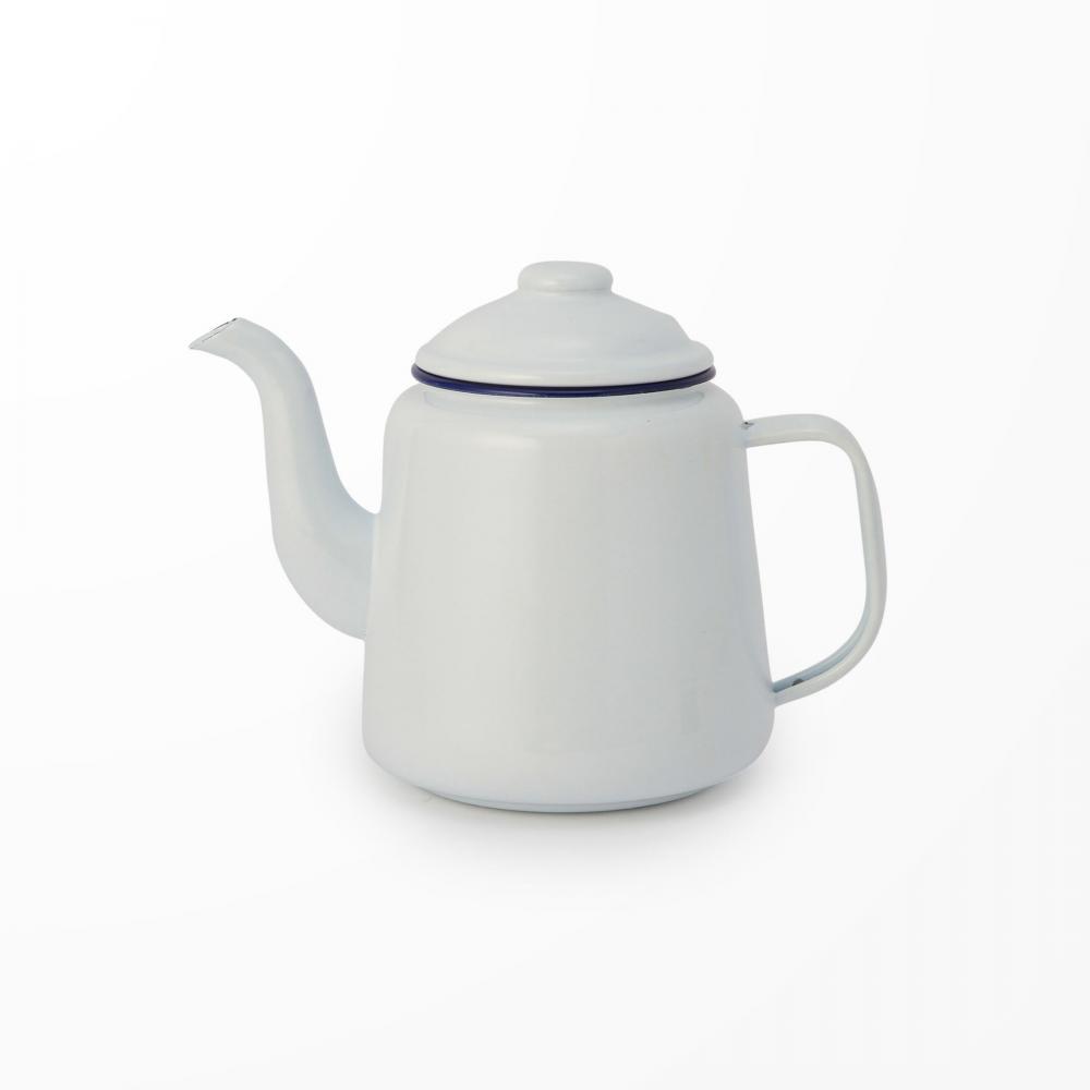 K107 ENAMEL TEA POT