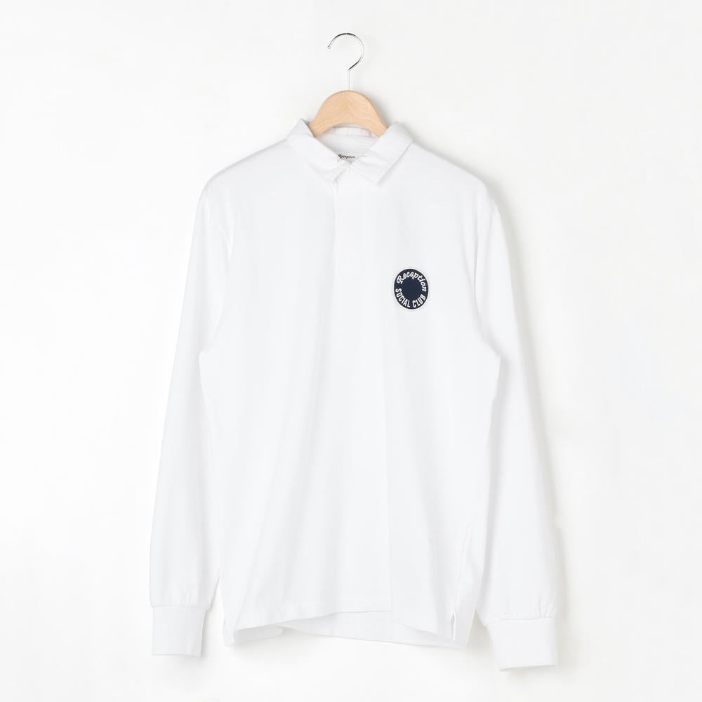 【OUTLET】ラグビーポロ MEN