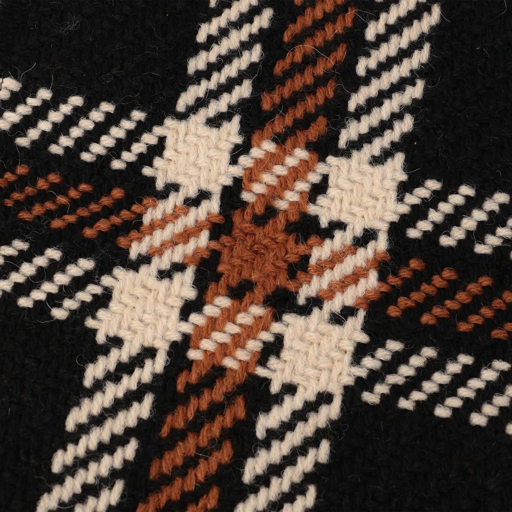 フリンジスカーフ