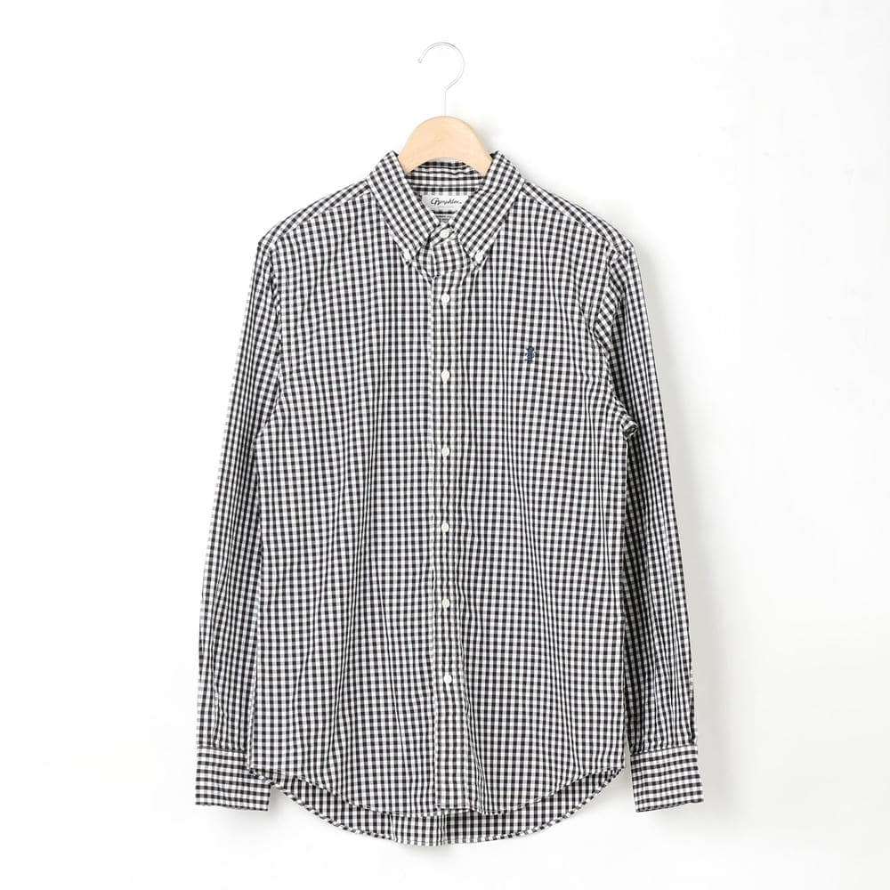 【OUTLET】長袖ボタンダウンシャツ GSC MEN