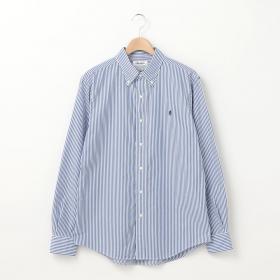 長袖ボタンダウンシャツ STRIPE TSS MEN