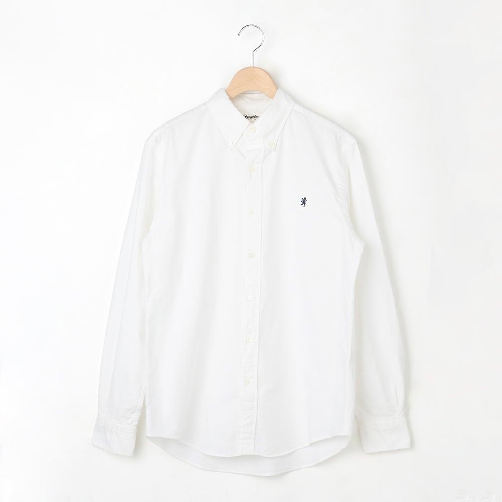 長袖ボタンダウンシャツ YOX MEN