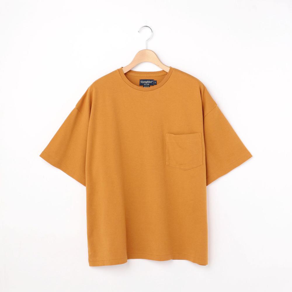 【OUTLET】インターロック 半袖ポケットTシャツ MEN