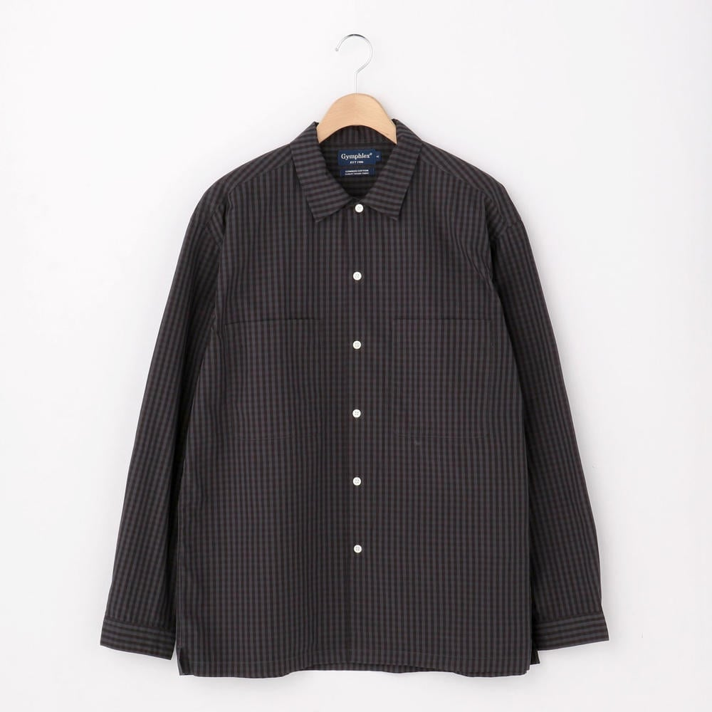 【OUTLET】オープンカラーシャツ NTS MEN