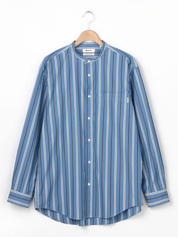 【OUTLET】バンドカラーシャツ MUP MEN