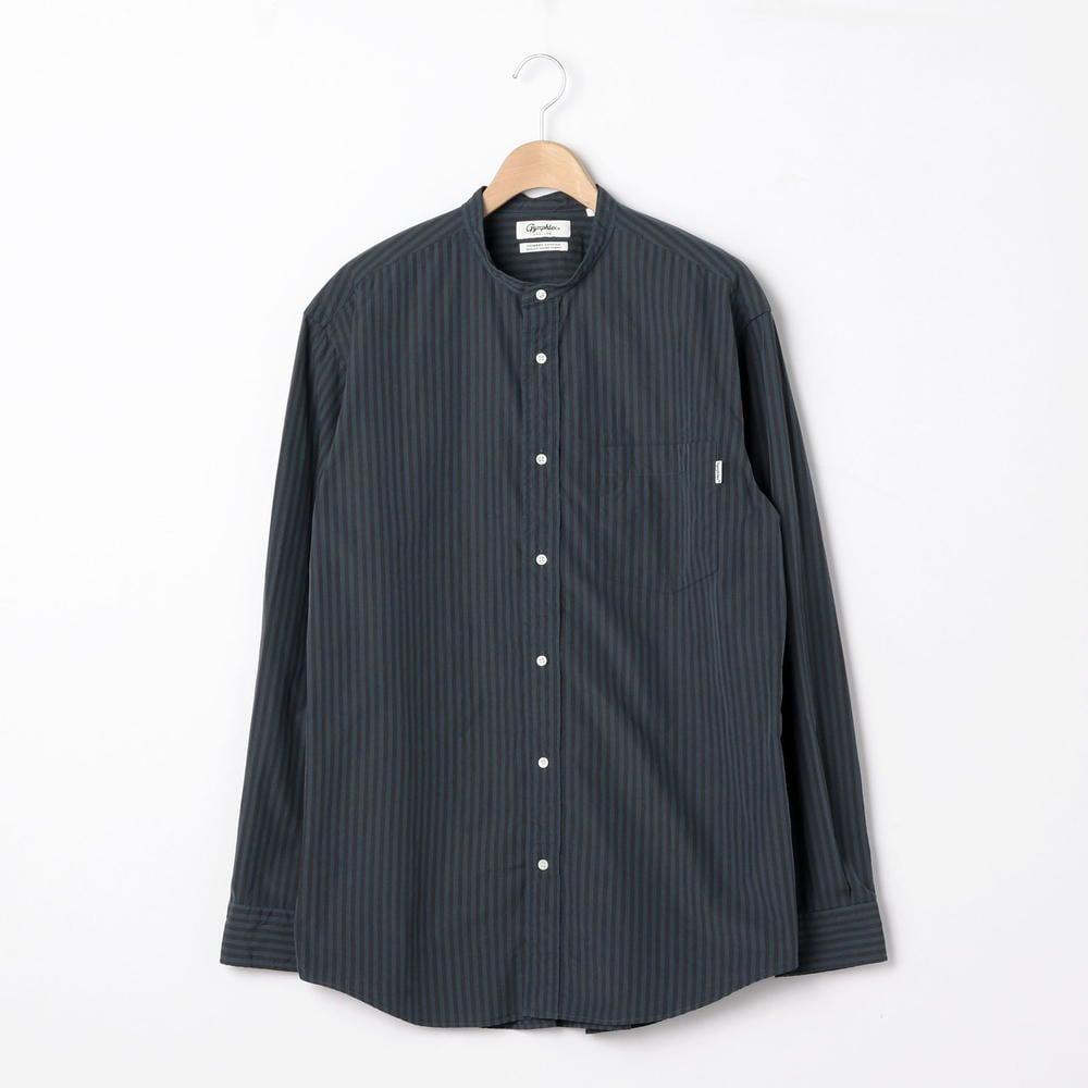 バンドカラーシャツ NTS MEN