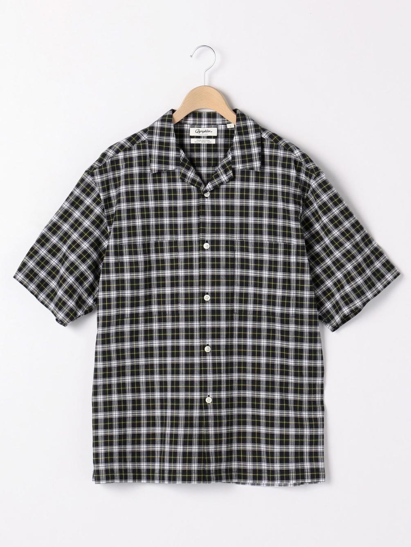 【OUTLET】半袖オープンカラーシャツ BGM MEN