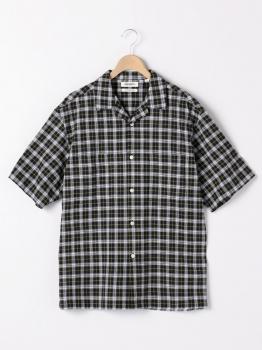 半袖オープンカラーシャツ BGM MEN