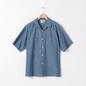 半袖オープンカラーシャツ COD MEN