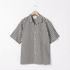 半袖オープンカラーシャツ NTS MEN