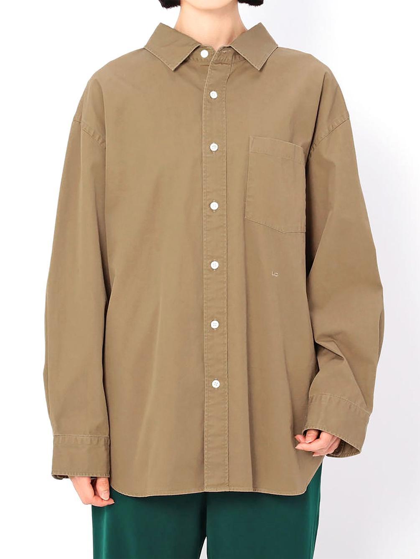 【OUTLET】オーバーサイズシャツ VTW WOMEN