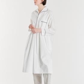 【OUTLET】パジャマシャツドレス HGL WOMEN