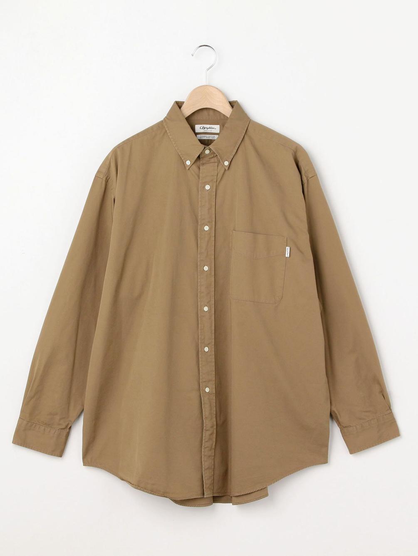 ボタンダウンビッグシャツ VTW MEN