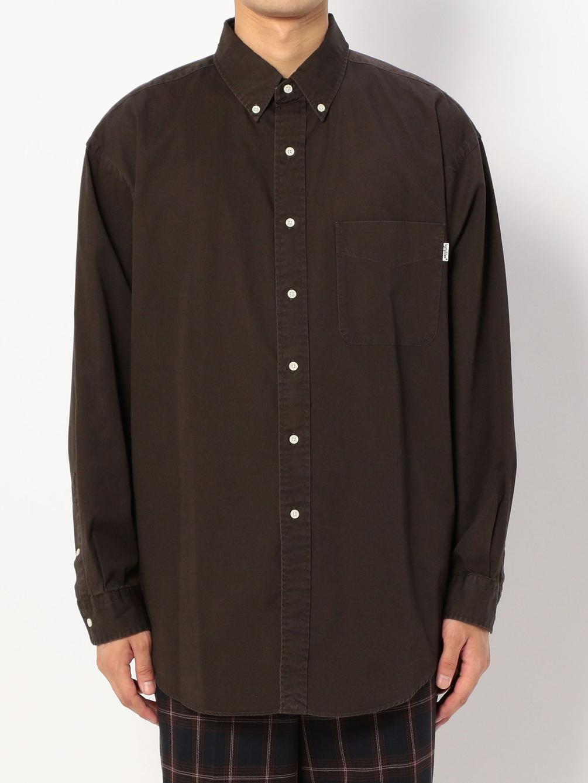 【OUTLET】ボタンダウンビッグシャツ VTW MEN