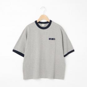 半袖リンガーTシャツ WOMEN