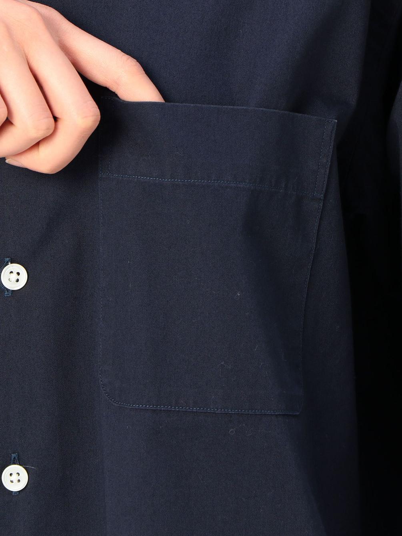 【OUTLET】〈別注〉長袖ビッグシャツ VTW WOMEN
